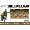 Wargames Atlantic WAAGW001 Infanterie allemande 1916-1918