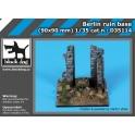 Black Dog D35114 1/35 Berlin ruin base