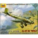 Zvezda 6123 Junkers Ju87B Stuka