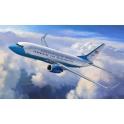 Zvezda 7027 Boeing 737-700 / C-40