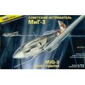 Zvezda 7204 MiG-3