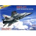 Zvezda 7229 MiG-31