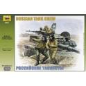 Zvezda 3615 Tankistes Russes modernes
