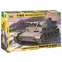 Zvezda 3641 Panzer IV Ausf.E