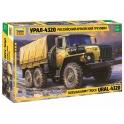 Zvezda 3654 Camion Ural 4320