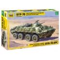 Zvezda 3557 BTR-70 Afghanistan