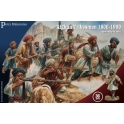 Perry Miniatures VLW80 Guerriers tribaux afghans 1800-1900