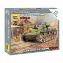 Zvezda 6162 Panzer III Lance-flammes