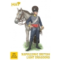 Hät 8307 Dragons légers britanniques - Période napoléonienne