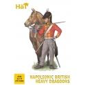 Hät 8308 Dragons lourds britanniques - Période napoléonienne