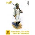 Hät 8326 Fantassins autrichiens en marche - Période napoléonienne