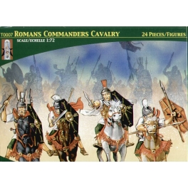 Lucky Toys 07 Commandants romains à cheval (réédtition)