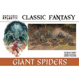 Wargames Atlantic WAACF003 Araignées géantes
