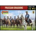 Strelets 229 Dragons prussiens - Période napoléonienne