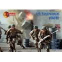 Mars 72120 Parachutistes américains - Seconde Guerre mondiale