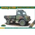 ACE 72450 Camion allemand Unimog U1300L 4x4