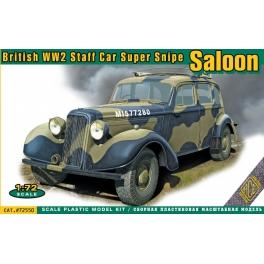 ACE 72550 Voiture britannique Super Snipe Saloon