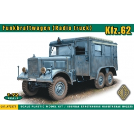ACE 72579 Camion radio allemand Kfz.62