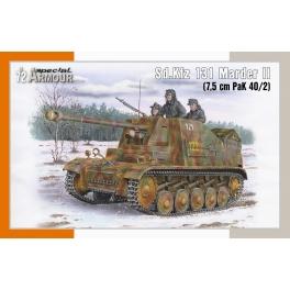 Special Armour 72020 Sd.Kfz.131 Marder II (7,5cm PaK 40/2)