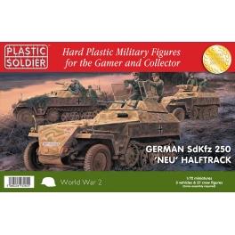 PSC WW2V20035 Semi-chenillé allemand Sd.Kfz.250 'Neu'