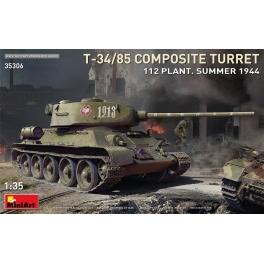 MiniArt 35306 Char soviétique T-34/85 2e GM
