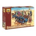 Zvezda 8008 Cavalerie Perse et chariots