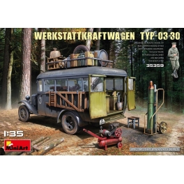 MiniArt 35359 WERKSTATTKRAFTWAGEN TYP-03-30