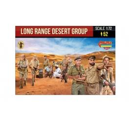 Strelets M144 groupe de reconnaissance du désert