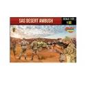 Strelets M145 goupe SAS en embuscade dans le desert