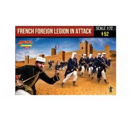 Strelets M147 Légion étrangère française à l'attaque