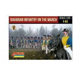 Strelets 272 Infanterie bavaroise en marche