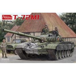Amusing Hobby 35A038 T-72M1 (avec intérieur)