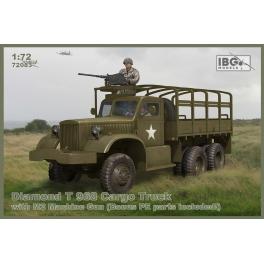 IBG 72083 Diamond T 968 Cargo avec mitrailleuse M2