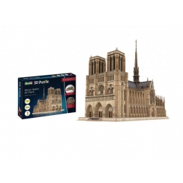 Revell R00190 3D Puzzles - Notre dame de Paris