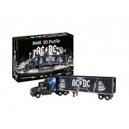 Revell R00172 3D Puzzles - AC/DC - Camion de tournée