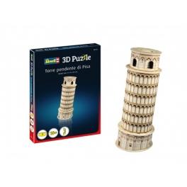 Revell R00117 3D Puzzles - Tour penchée de Pise