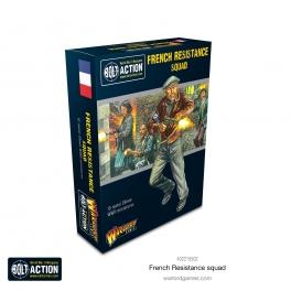 Warlord 402215502 Groupe de résistants français