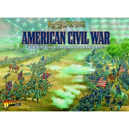 Warlord 311514001 Epic Battles American Civil War Starter Set