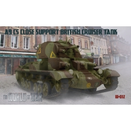 World at War 72012 Char britannique A9 CS