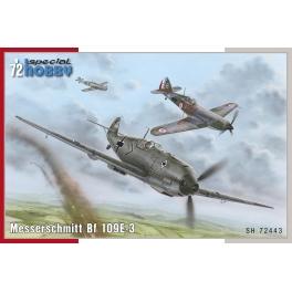 Special Hobby 72443 Messerschmitt Bf-109E-3