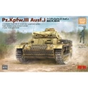 Ryefield Model 5070 Pz.Kpfw.III Ausf.J