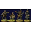 Artizan Designs SWW027 German Infantry Command (late war smocks)