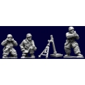 Artizan Designs SWW050 Fallschirmjager Mortar Team