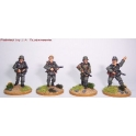 Artizan Designs SWW082 German Infantry with PPsH41