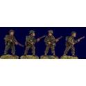 Artizan Designs SWW132 British and Commonwealth Riflemen I