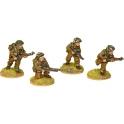 Artizan Designs SWW158 British Commando Bren Teams