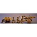 Artizan Designs SWW522 British Airborne 75mm Howitzer