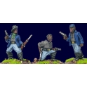 Artizan Designs AWW082 Buffalo Soldiers with Pistols