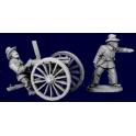 Artizan Designs AWW104 Plains Infantry Gatling Gun