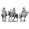 Artizan Designs AWW058 7th Cavalry w/ Pistols (Mtd)